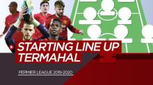VIDEO: Starting Line Up Premier League Termahal Musim Ini