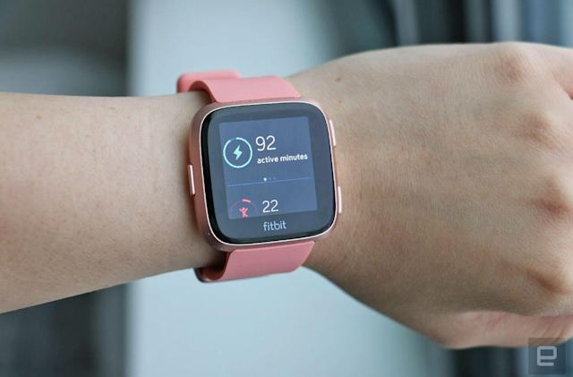 Fitbit finally returns to profit thanks to the Versa