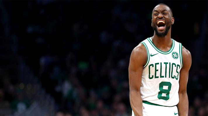 The Bounce - Kemba Walker says 'All I want to do is win' as Celtics dominate Heat