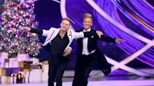 'Dancing on Ice' professional Matt Evers reacts to same sex couple complaints