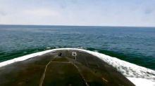 Russian Navy Conducts Major Maneuvers Near Alaska