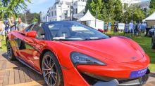 Coronavirus: Supercar maker McLaren to cut 1,200 jobs