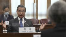 China's top diplomat touts S. Korea ties amid row with US