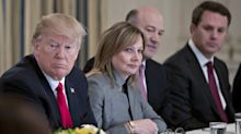 Trump says 'GM is not going to be treated well'