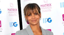 Halle Berry shows off rare snap of her kids 'living their best lives' on vacation