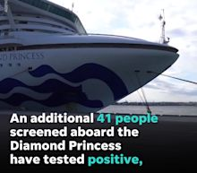 Coronavirus: Australian police launch criminal probe of Ruby Princess cruise ship docking