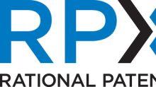 RPX Announces Third Quarter 2017 Financial Results