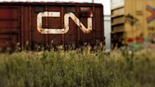 CN Rail Sees Potential '19 Freight High on Oil, Grain