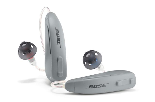 Bose built the first FDA-cleared hearing aids that won't require a doctor's visit