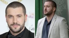 Corrie boss explains decision to reveal Shayne Ward's character's suicide exit