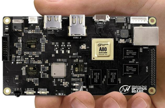 China's Allwinner also has an octa-core chip, touts powerful graphics