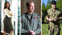 From former Olympians to ex-servicemen: The alternative jobs the royal family have had