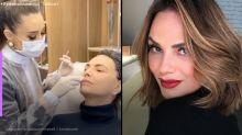 Luiza Brunet renova visual com procedimentos estéticos e novo cabelo