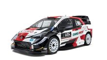 Toyota Gazoo Racing公布2021年WRC世界越野拉力賽戰車馬Toyota Yaris WRC全新塗裝