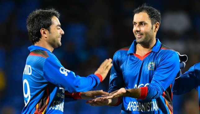 A lot will depend on the performance of Rashid Khan and Mohd. Nabi