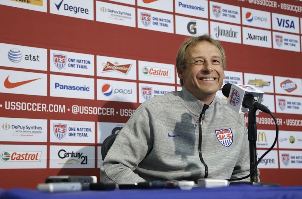 Berti Vogts coaches Azerbaijan, then scouts for US