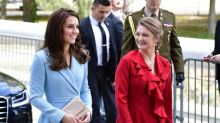 Duchess of Cambridge takes a trip to Luxembourg as part of Brexit strategy