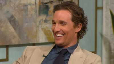 McConaughey Talks Family Life And Shares Parenting Advice