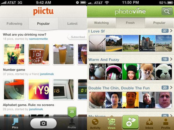 Did Google's Photovine sprout from Piictu?