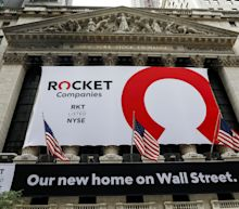 Quicken Loans parent company's stock skyrockets — CEO weighs in on rising rates
