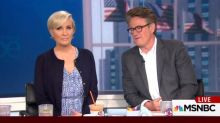 Mika and Joe Respond to Trump: 'We're OK, the Country Is Not'