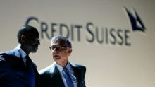 Credit Suisse chairman expects to see out term after spy scandal