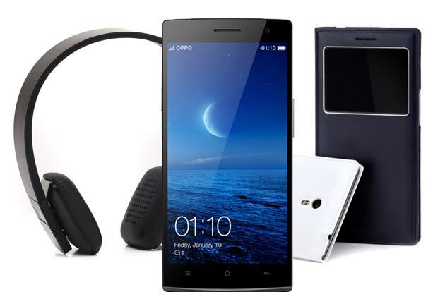 Engadget giveaway: win an Oppo Find 7 courtesy of OppoStyle!