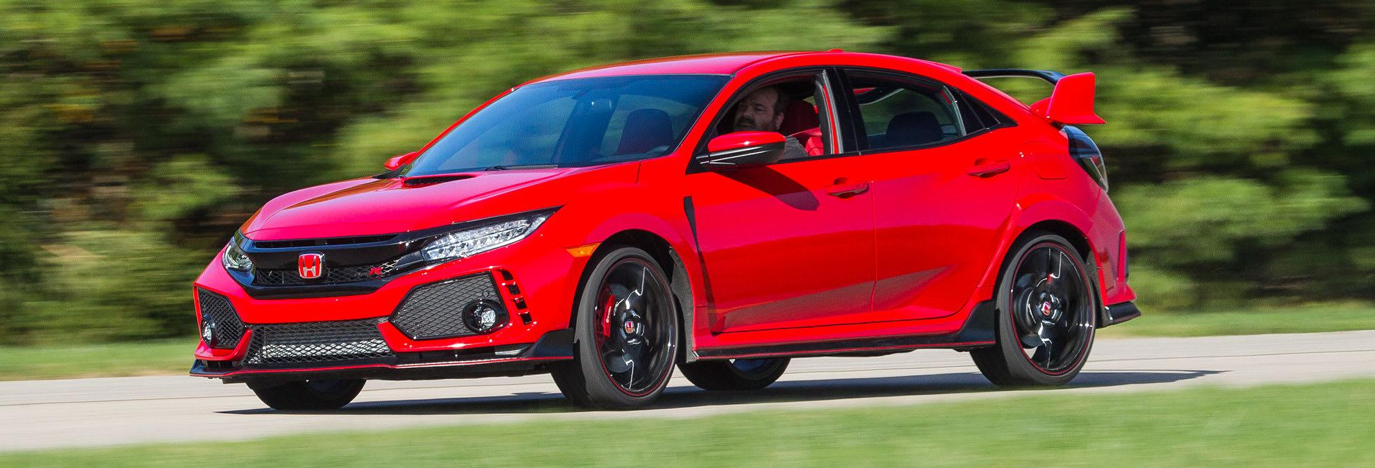 The Honda Civic Type R Proves Its Track Prowess