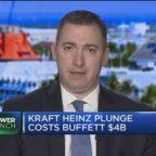 Difficult to get handle on Kraft-Heinz fundamentals, says analyst