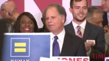 Democrats Want Doug Jones in the Senate Now. Here's Why That's Not Going to Happen