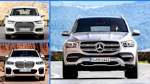 New Mercedes GLE takes on its rivals