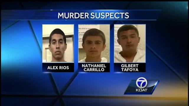 Two Homeless Men Murdered: 3 Teens Charged