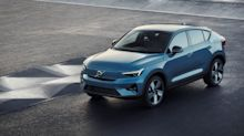 Volvo's C40 Recharge extends firm's electric ambitions