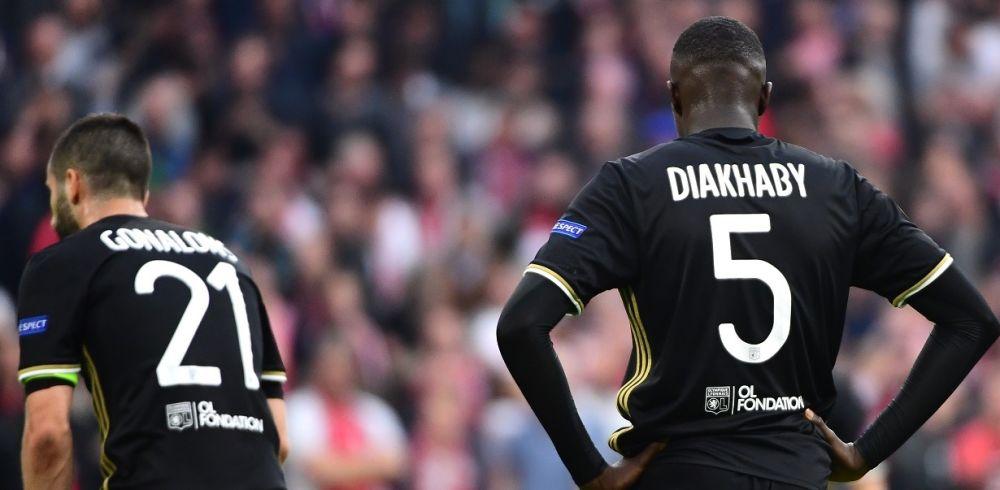 Ajax-OL: Lyon sombre aux Pays-Bas et s'éloigne de la finale