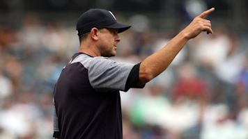 Aaron Boone in favor of mercy rule for MLB
