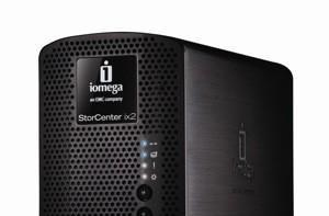 Iomega announces next-gen NAS appliance for backup and media management