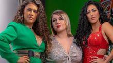 Divas do sertanejo, Simone & Simaria gravam clipe com Marília Mendonça