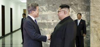 U.S. team in N. Korea boosts summit expectations