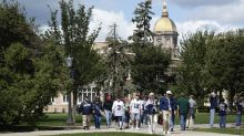 Notre Dame withdraws as 2020 presidential debate host citing coronavirus threat