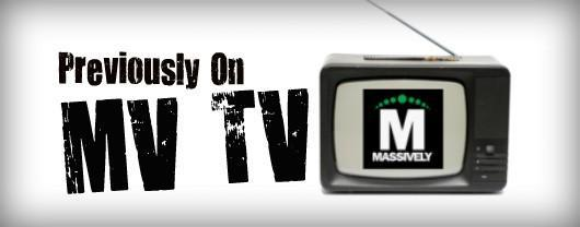 Previously on MV TV: The week of April 7th