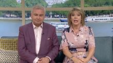 Ruth Langsford hits back after being accused of being 'vile' to Eamonn Holmes