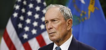 Bloomberg files to run for president