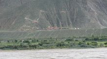 [西藏行] 經藏北草原當雄 前往大自然絕景-聖湖納木措