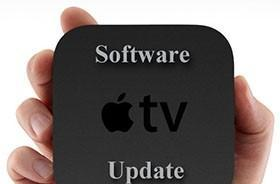 Apple TV 2 a bit cranky lately? There's a new update today