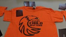 3 designs, 1 message: Mi'kmaq printer getting ready for Orange Shirt Day