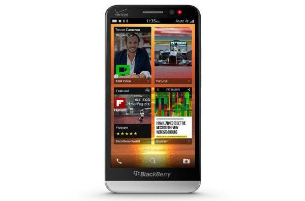 BlackBerry Z30 coming to Verizon, pricing and availability TBA