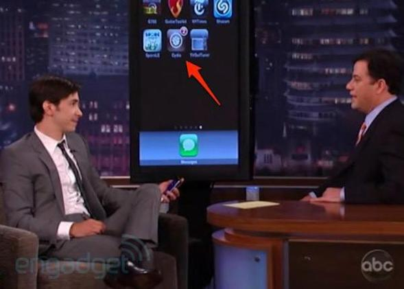 Celebrity Nerds: Justin Long jailbreaks his iPhone like a PC guy (video)