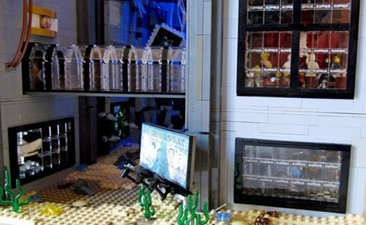 No Gods or Kings, only Blocks: BioShock's Rapture made out of Legos