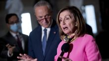 In virus talks, Pelosi holds firm while Mnuchin wants a deal