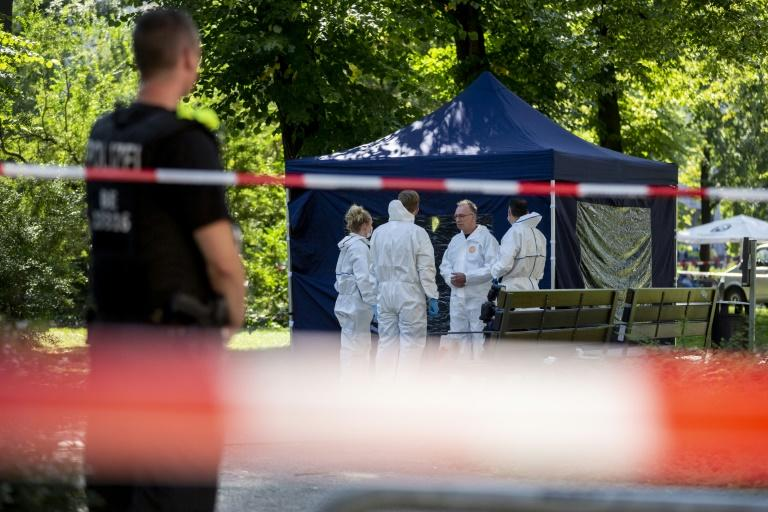 Russian Federation link to Berlin murder hardens